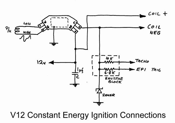 V12 IGNITION SYSTEMS AJ6 Engineering – Lumenition Wiring Diagram
