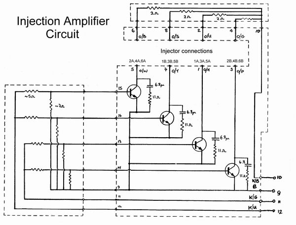injection_amp_circuit jaguar v12 fuel injection 1975 1980 d jetronic aj6 engineering Fuel Injector Diagram at soozxer.org