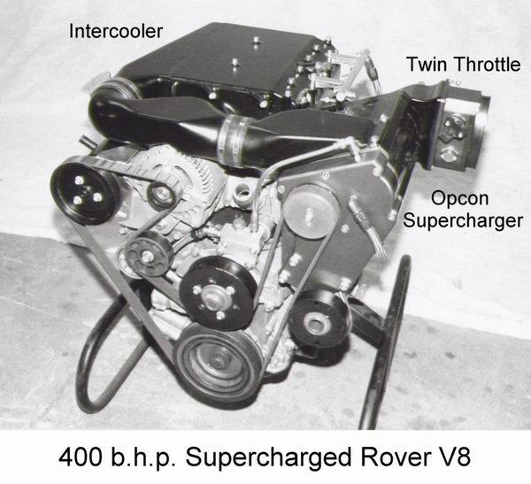 AJ6 SUPERCHARGERS / AJ6 Engineering