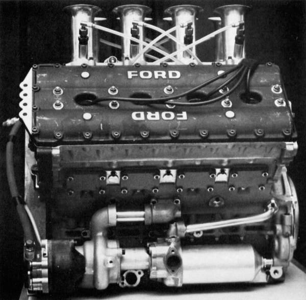 Engine technology in the modern world aj6 engineering Ford motor company technology