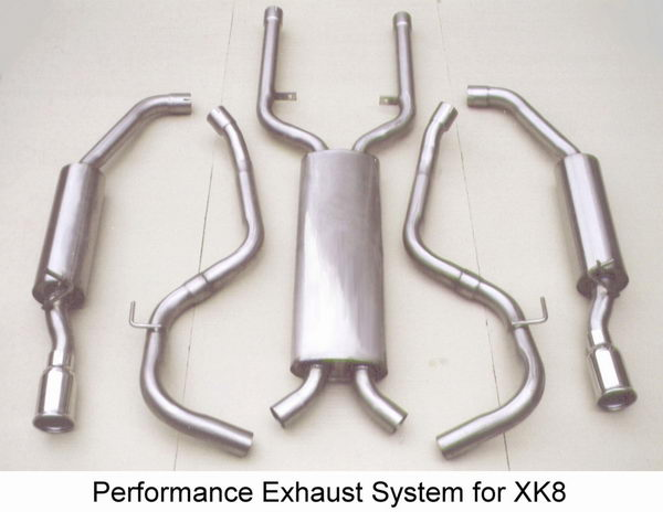 XKR Exhaust Recommendations